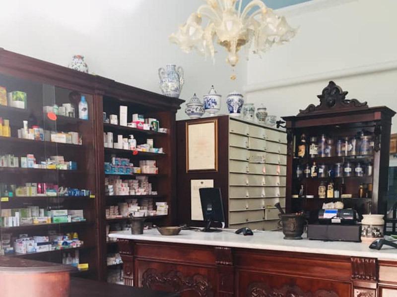 Farmacia Maccarone a Conca della Campania