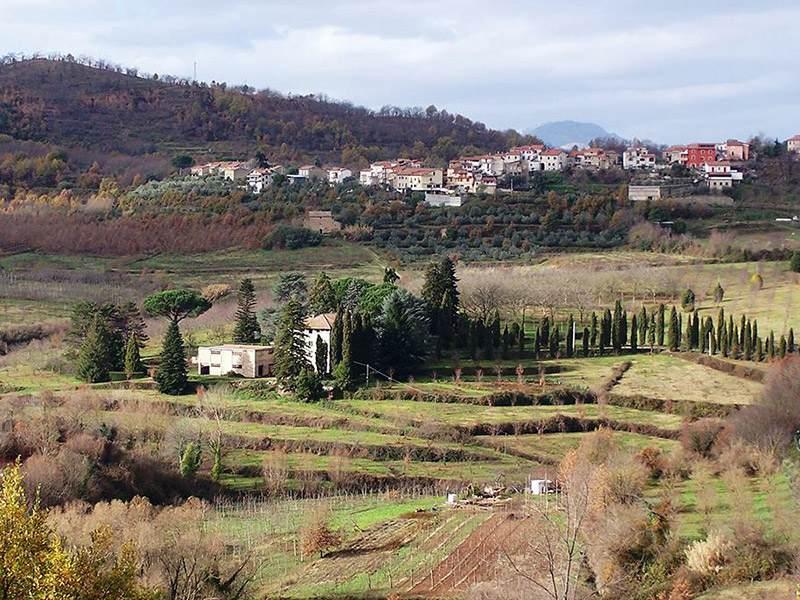 Vezzara Conca della Campania - Panorama