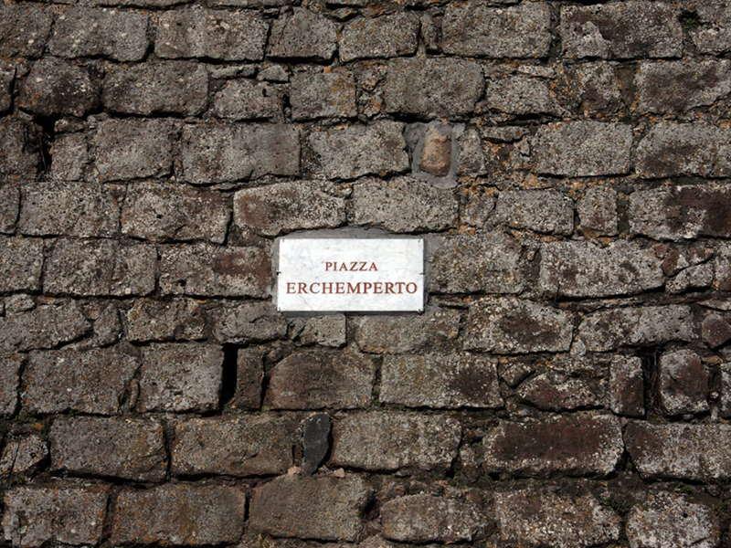 Piazza Erchemperto Conca della Campania
