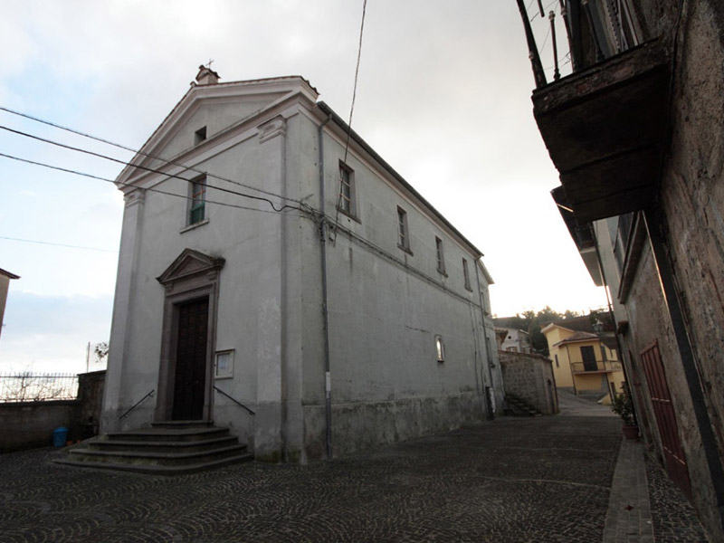 Chiesa di San Pietro Martire - Orchi