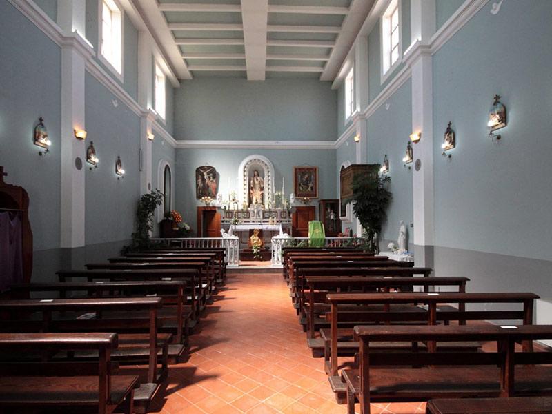 Chiesa di San Pietro Martire ad Orchi - Interni