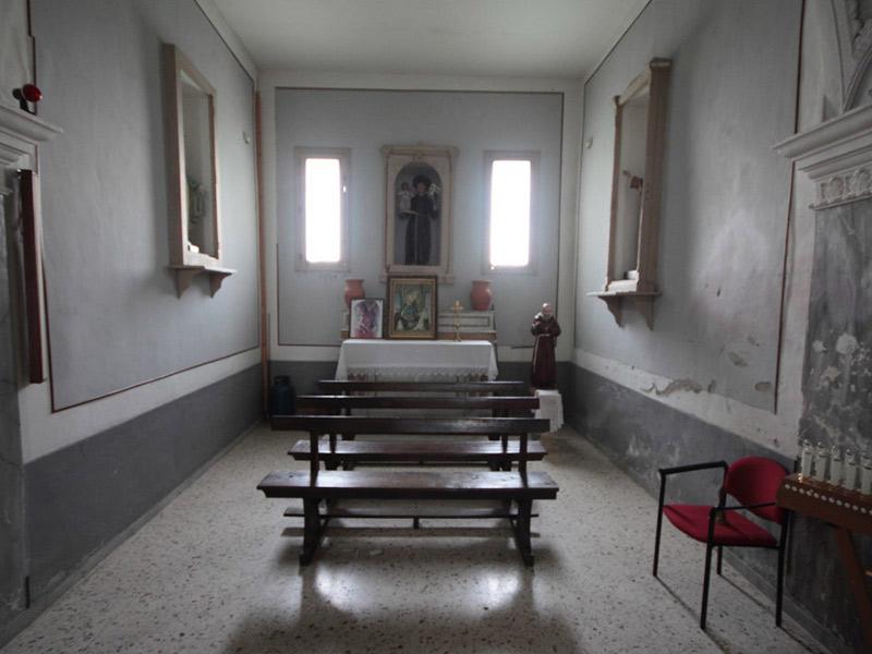 Chiesa Santi Filippo e Giacomo di Vezzara - cappella laterale sinistra