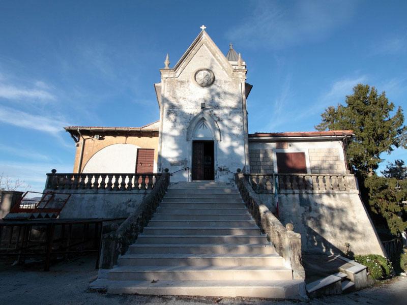 Chiesa dei Santi Filippo e Giacomo - Vezzara
