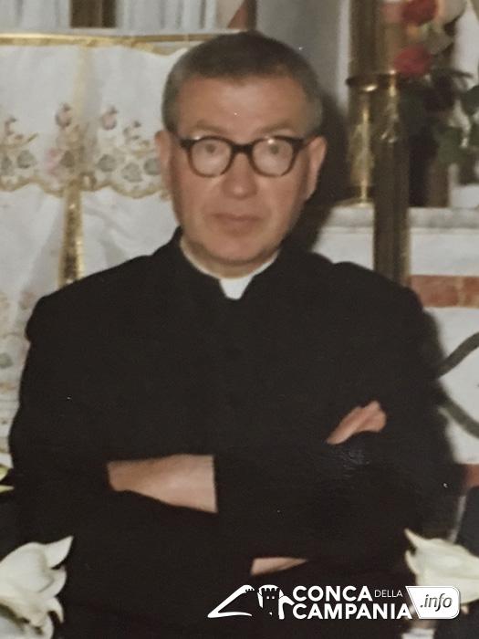 Don Guglielmo De Sano - Foto archivio Enrico D'Alessandro