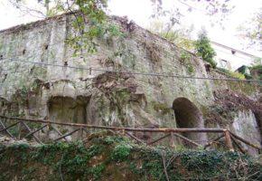 Mura di Conca della Campania