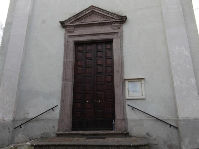 Portale Chiesa San Pietro Martire Orchi
