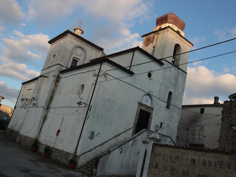 Conca della Campania Santuario San Salvatore seus della Madonna della Libera