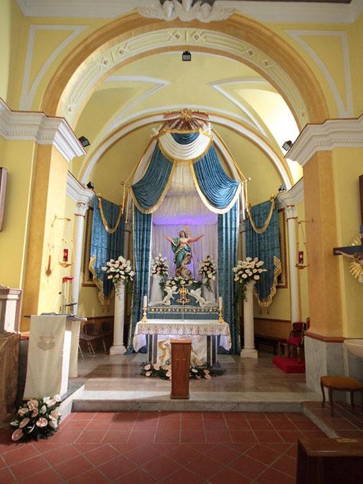 Chiesa di Sant'Antonio Abate - Abside