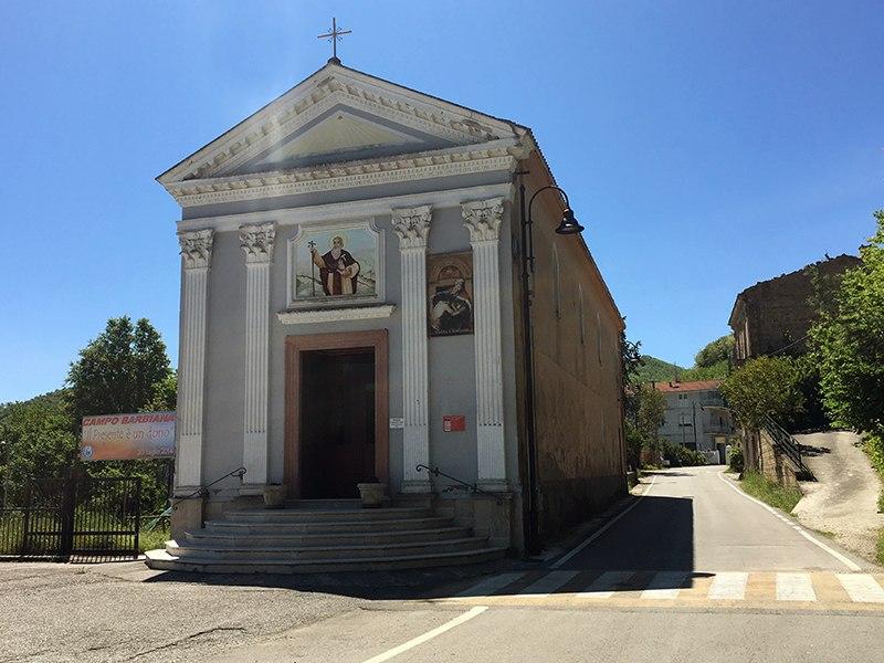 Chiesa di Sant'Antonio Abate (Cave)