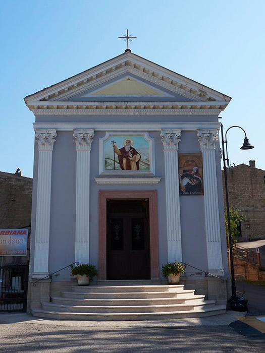 Chiesa Sant'Antonio Abate - Facciata