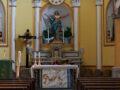 Chiesa di Sant'Antonio Abate – Altare Maggiore e Statua di Maria SS Assunta