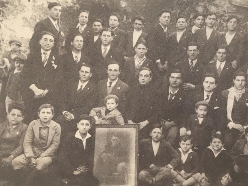 1933 - Azione Cattolica di Vezzara