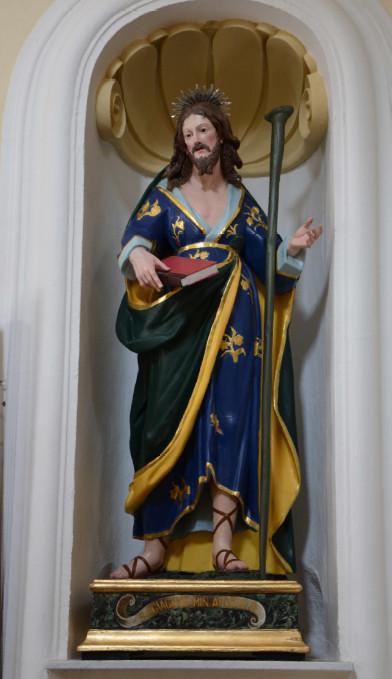 Statua di San Giacomo