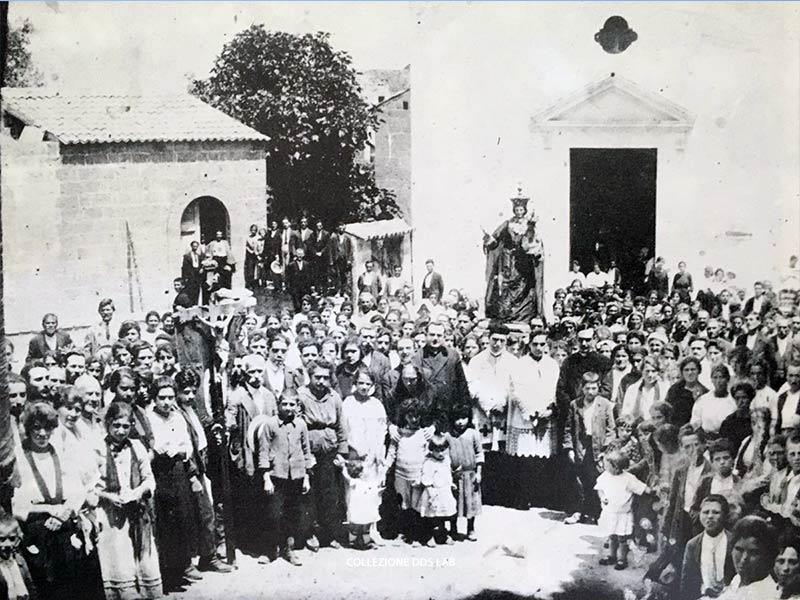 Catailli, inizi secolo XX