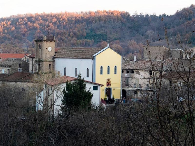 Chiesa Santa Maria delle Grazie - Catailli
