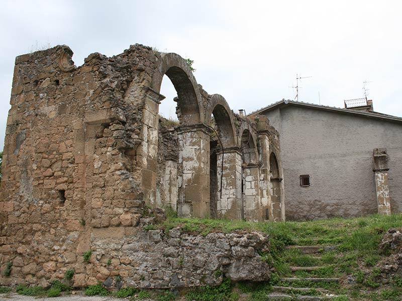 Chiesa di Santa Maria del Soccorso oggi