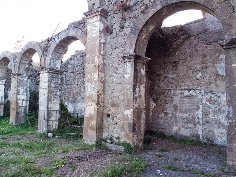 Chiesa Santa Maria del Soccorso - interni