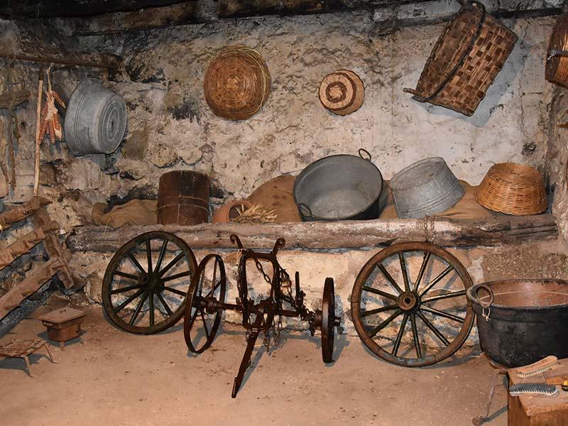 Museo della Civiltà Contadina di Conca della Campania