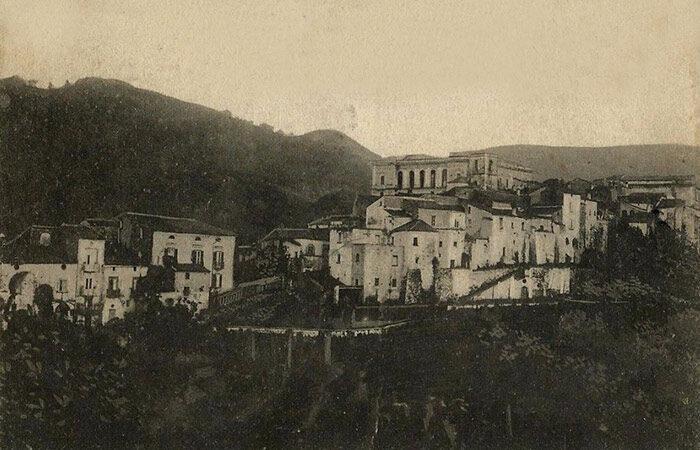 Conca della Campania - vista occidentale