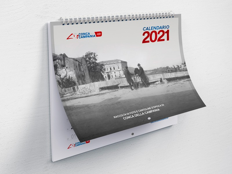 Calendario 2021 Conca della Campania
