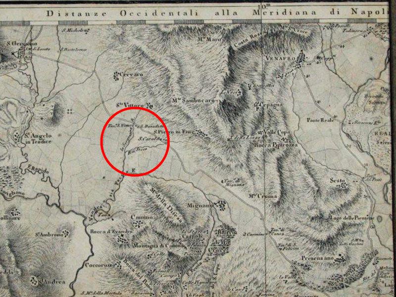 Atlante geografico del Regno di Napoli