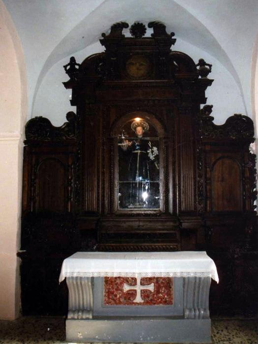 Chiesa dell'Annunziata e monastero domenicano a Conca della Campania