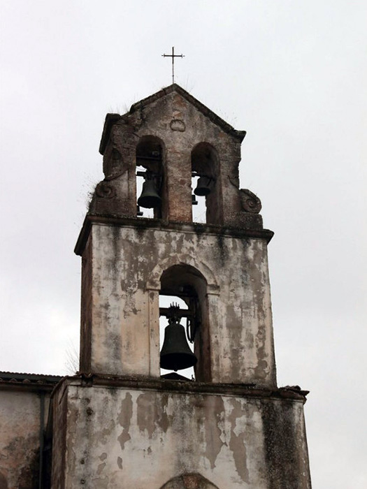 Chiesa dell'Annunziata di Conca della Campania - Campanile
