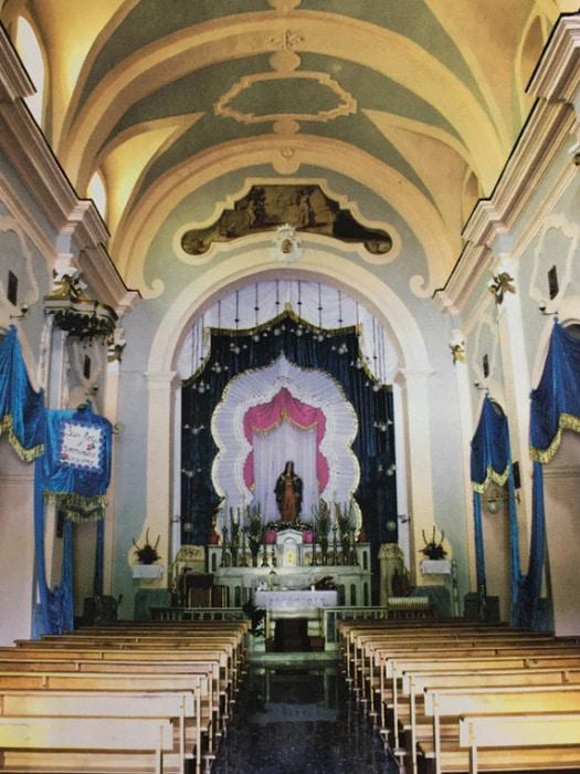 Esposizione della Madonna della Libera nella chiesa dell'Annunziata