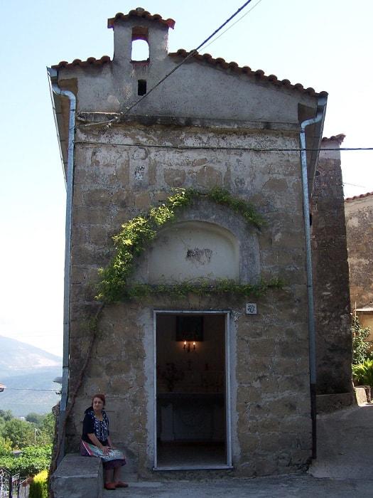 Cappella di San Nicola a Torella (Foto di Paolo Di Salvo)
