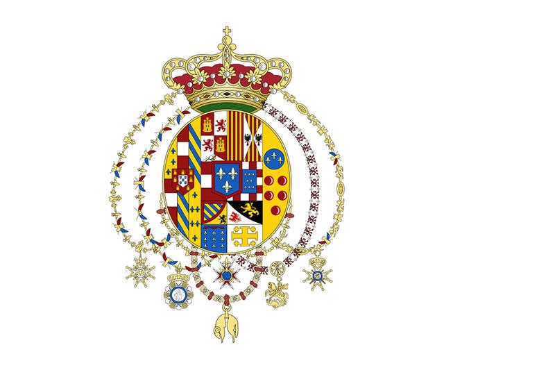 Bandiera del Regno delle Due Sicilie