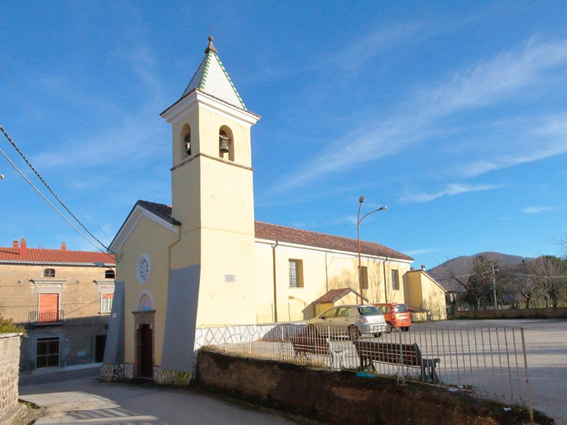 Chiesa Santa Maria delle Grazie - Piantoli (Foto di Mimmo Feola)
