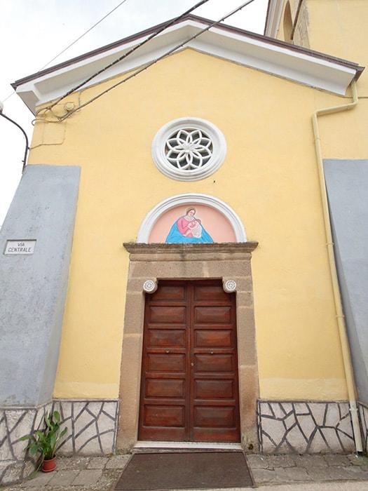 Chiesa Santa Maria delle Grazie - Facciata