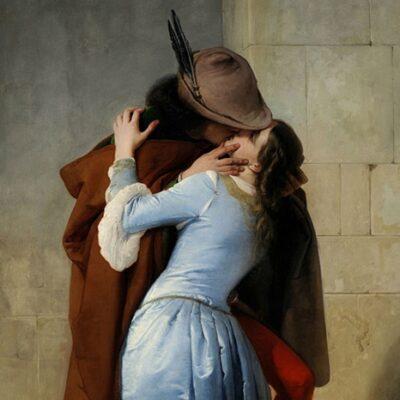 Il bacio (Hayez, 1859)