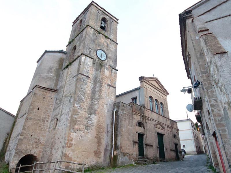 Chiesa di San Pietro Apostolo a Conca della Campania