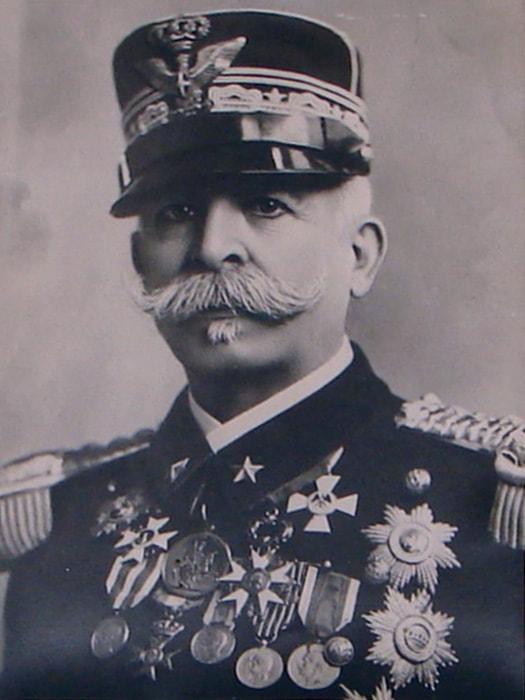 Generale Achille Mazzitelli